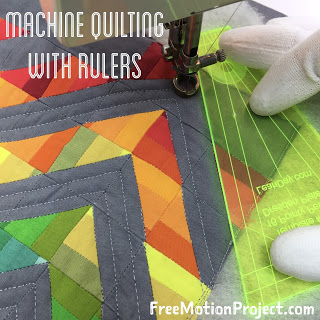 START HERE! - Learn About the Free Motion Quilting Project