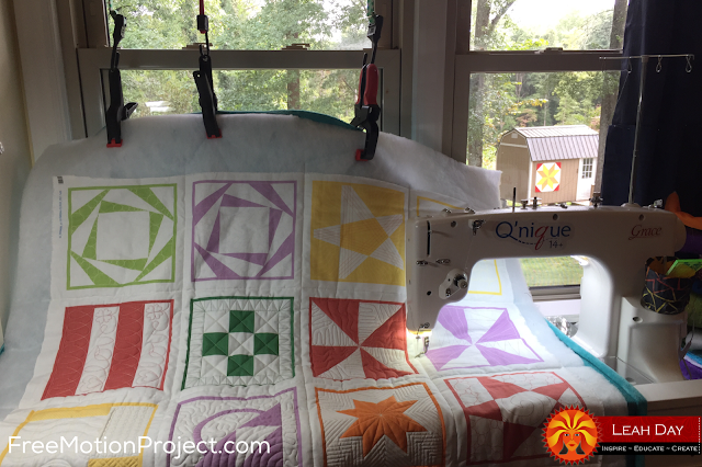 Three Easy Longarm Quilting Designs Free Motion Quilting