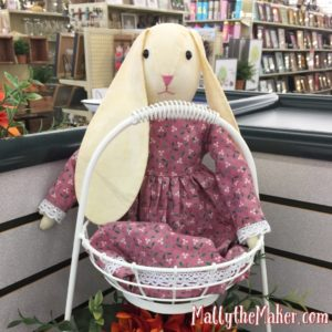 Ms. Bunny Sewing Pattern