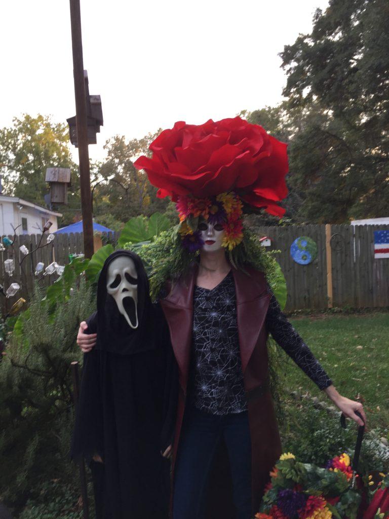 Leah Day Flower Girl Costume