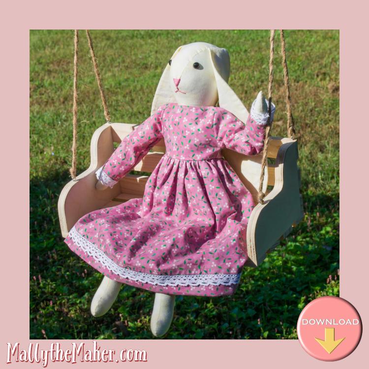 Rabbit Sewing Pattern Download