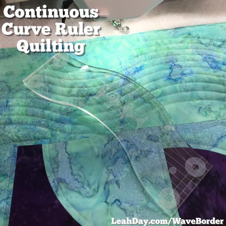 Super Slide Quilting Ruler